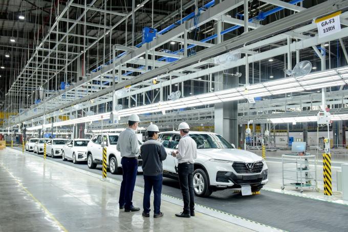 Từ tháng 3/2019, VinFast đã đưa hàng loạt xe ra nước ngoài kiểm thử và nhận được kết quả đánh giá rất cao về chất lượng.