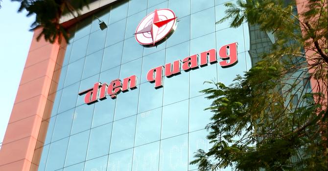 Bóng đèn Điện Quang chuẩn bị nộp 3 khoản phạt gần 38 tỷ đồng.