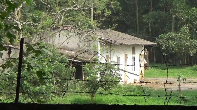 """Sau gần 15 năm được giao đất đến nay Dự án Khu du lịch sinh thái Thăng Long vẫn """"án binh bất động""""."""