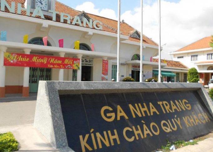 Việc di dời ga Nha Trang đang gây nhiều tranh cãi.