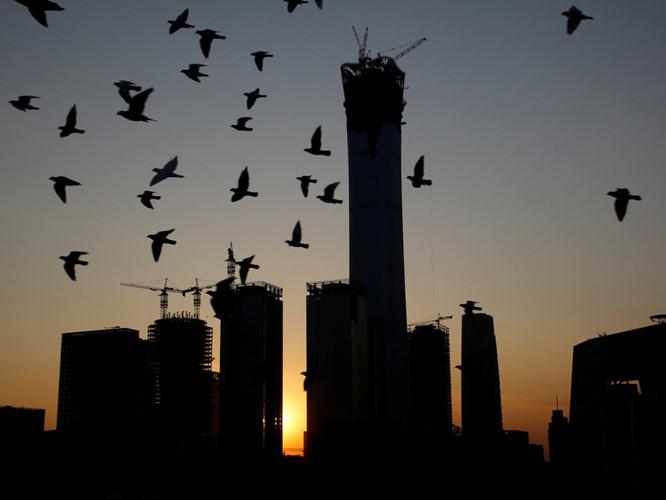 Vị trí thứ 10 thuộc về một công trình ở Bắc Kinh (Trung Quốc) với 527m, 109 tầng.Nguồn ảnh: Getty Imgae.