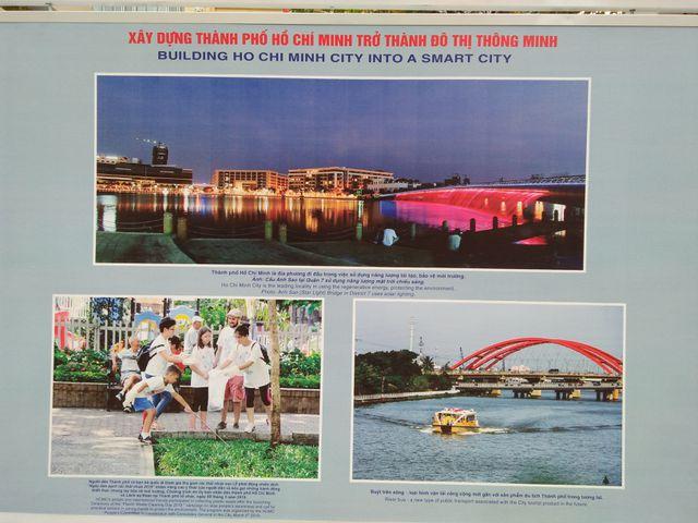 TPHCM tổ chức triển lãm ảnh trên đường phố kỷ niệm đại lễ 30/4