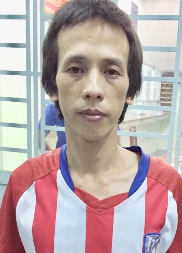 Trần Trọng Luận bị tạm giữ tại cơ quan điều tra.