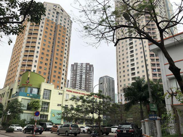 Tranh chấp quỹ bảo trì chung cư diễn ra tại nhiều nơi. (Ảnh minh hoạ).