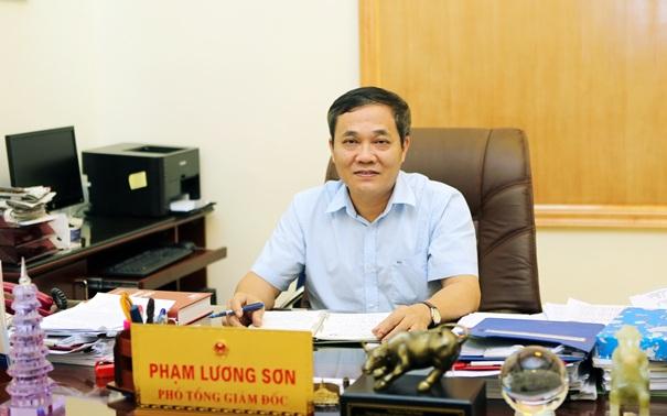Ông Phạm Lương Sơn – Phó Tổng Giám đốc BHXH Việt Nam.
