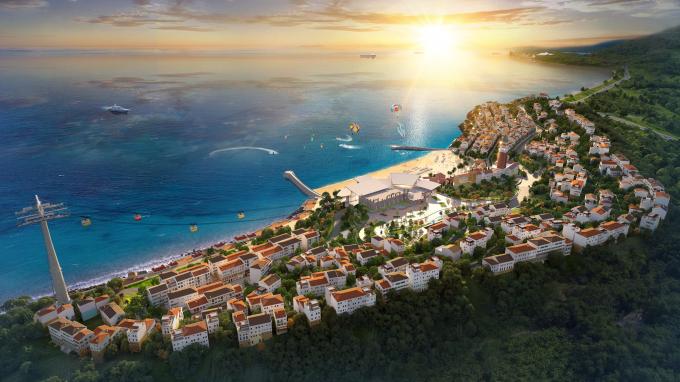 Sun Premier Village Primavera mang sắc màu lãng mạn của Địa Trung Hải tới Nam Phú Quốc.