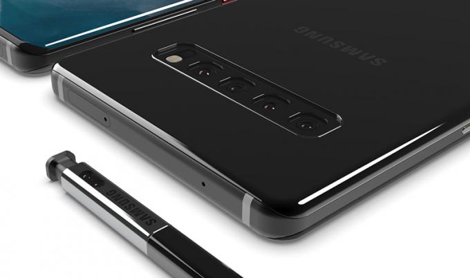 Nhiều khả năng Galaxy Note 10 chỉ được trang bị cảm biến 48MP.