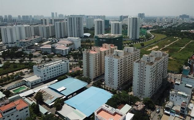 Kiến nghị giao quỹ bảo trì chung cư cho công ty nhà nước.