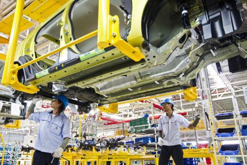 Ủy ban thường trực về Thương mại, Công nghiệp và Ngân hàng Thái Lan (JSCCIB) kiến nghị Chính phủ mới tăng cường các biện pháp kinh tế.