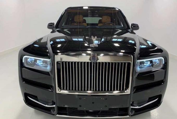 Rolls-Royce Cullinan thứ 2 về Việt Nam. Ảnh: Phan Dũng.