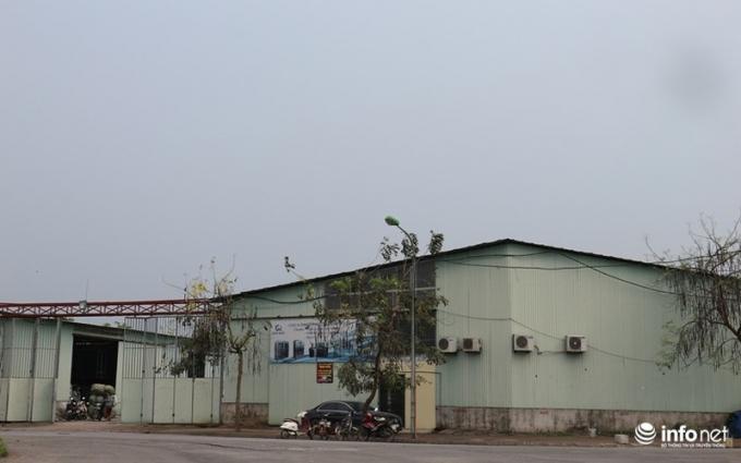 Nhiều khu nhà xưởng