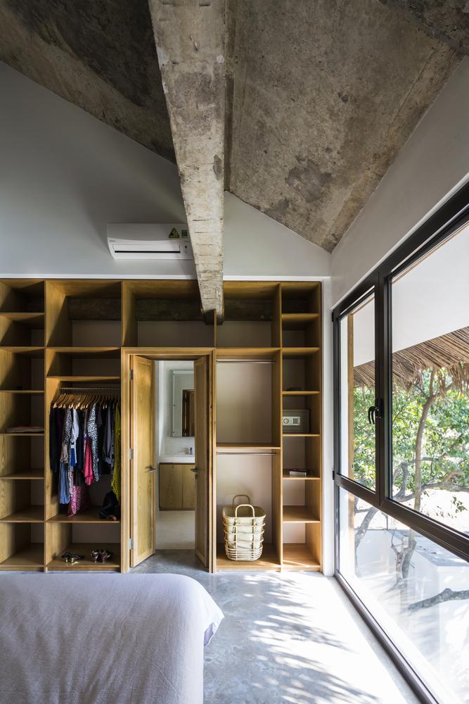 Tủ quần áo có vô số ngăn lưu trữ phục vụ cho nhiều mục đích khác nhau.