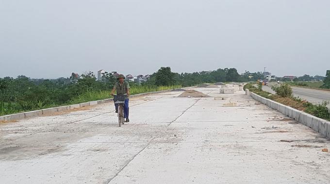 Vĩnh Tường là điểm nóng nhất về đơn thư khiếu nại tố cáo liên quan đến sai phạm đất đai của tỉnh.
