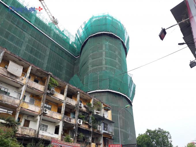 Dự án được khởi công vào ngày 4/12/2011.