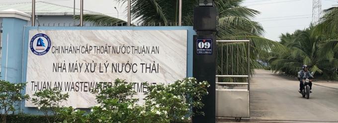 Kết luận Thanh tra Bộ KH và ĐT đã chỉ ra các sai sót nghiêm trọng liên quan các dự án thoát nước và xử lý nước thải Dĩ An, Thuận An, Tân Uyên do Công ty CP Nước - Môi trường Bình Dương làm chủ đầu tư.