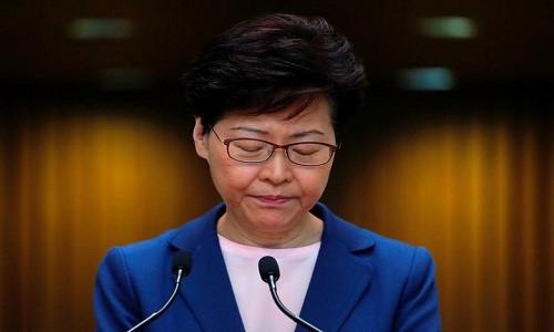 Phát biểu tại cuộc họp báo ngày 9/7, Đặc khu trưởng Hong Kong Lâm Trịnh Nguyệt Nga thừa nhận rằng dự luật dẫn độ sang Trung Quốc