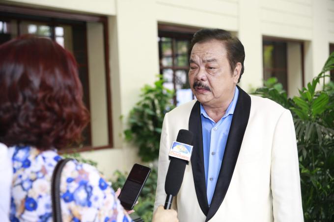 Nhà sáng lập Tân Hiệp Phát, CEO Trần Quí Thanh.