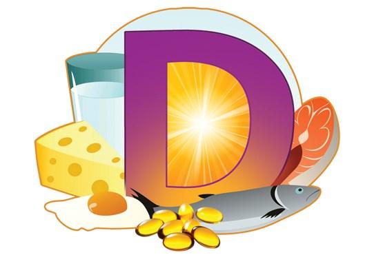 Thiếu vitamin D dẫn đến trẻ còi xương, chậm lớn.