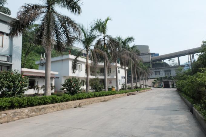 Một góc nhà máy của Công ty Đông Nam Á.