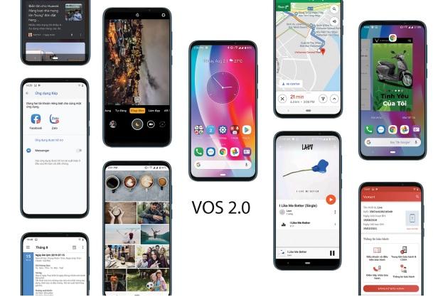VOS 2.0 mang lại trải nghiệm mượt mà, thuần khiết, tính bảo mật cao đi kèm với nhiều tính năng hấp dẫn dành riêng cho thị trường Việt Nam.