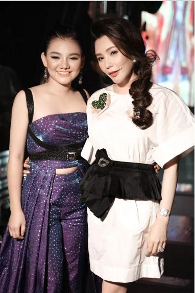Cô trò Hồ Quỳnh Hương - Minh Như