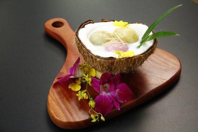 Món chè trôi nước của Bảo Thanh.