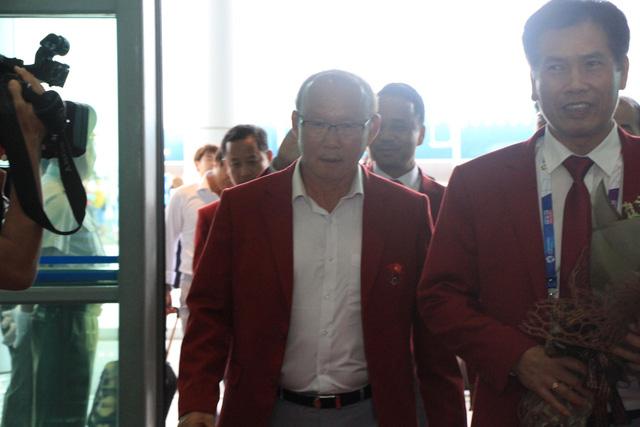 HLV Park Hang Seo, người đã cùng các cầu thủ Olympic Việt Nam lập nên kỳ tích - đứng thứ 4 tại Asiad.