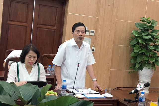 Ông Trần Huy Sáng - Giám đốc Sở Nội vụ Hà Nội mong sớm thực hiện cơ chế điều chỉnh tăng thu nhập cho cán bộ.