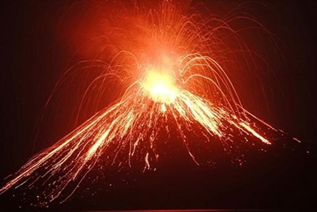 Thủ đô Hà Nội cũng có núi lửa