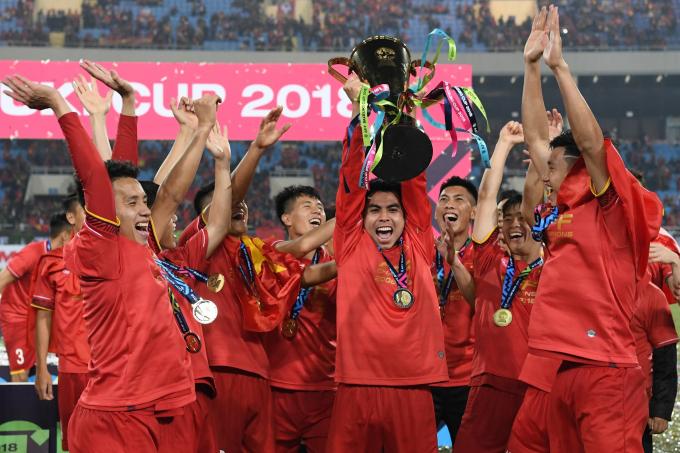 Đội tuyển Việt Nam có thể trở thành hiện tượng của giải vô địch châu Á.