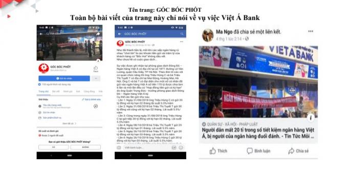 Mạng xã hội Facebook đang cho phép tồn tại rất nhiều tài khoản cá nhân, Fanpage, nhóm có nhiều bài đăng với nội dung vu khống, chống phá chính quyền, bôi nhọ các cá nhân, tổ chức và cả cơ quan Nhà nước.(Nguồn: CTV)