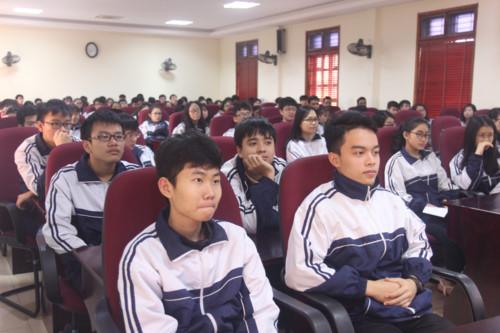 143 thí sinh Nghệ An dự thi HSG quốc gia 2019