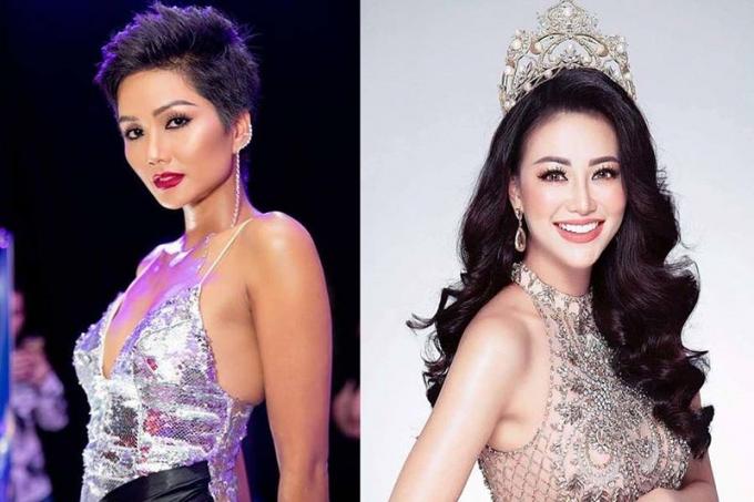 Với Thành tích của Hoa hậu Phương Khánh, và Hoa hậu H'Hen Niê, Việt Nam đã lọt vào Top 5 cường quốc sắc đẹp năm 2018