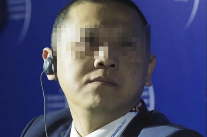 Weijing Wang, giám đốc kinh doanh của Huawei tại Ba Lan