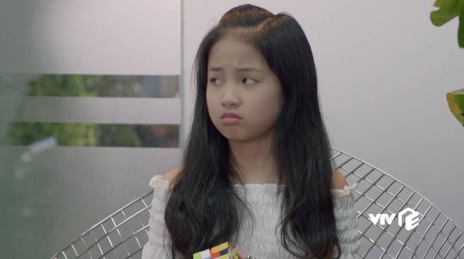 Cách ăn nói già dặn cùng diễn xuất của Hà Anh rất đạt.