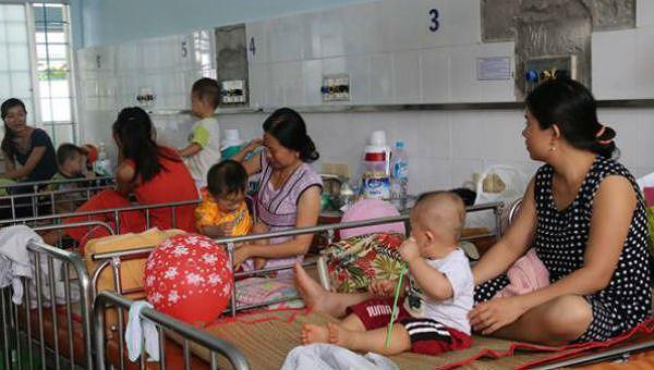 """Dịch bệnh truyền nhiễm ở TP HCM bắt đầu """"giảm nhiệt"""""""