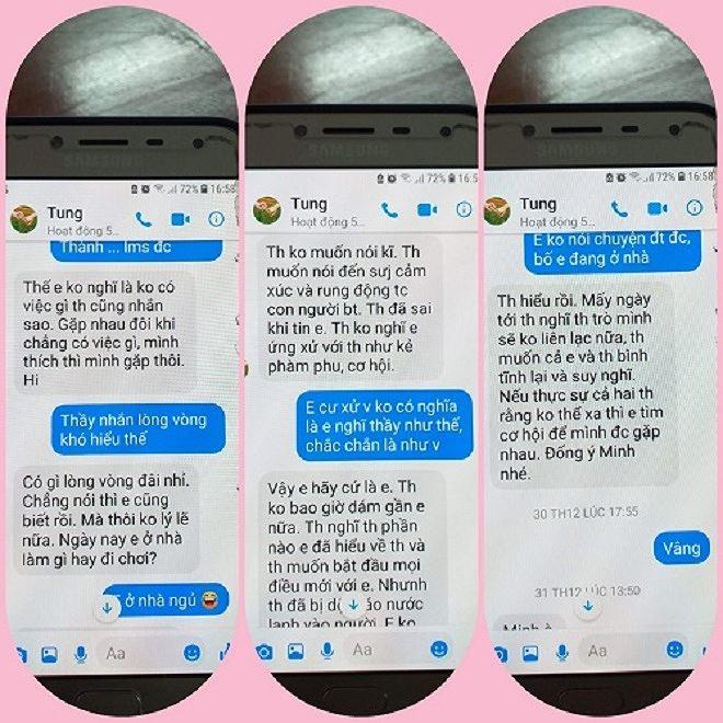"""Thầy giáo nhắn tin """"gạ tình"""": Can thiệp chuyên sâu mọi vấn đề tâm lý cho cả giáo viên và học sinh"""