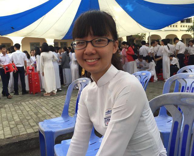 Nguyễn Kim Thoa, cô học sinh có thành tích học xuất sắc nhất trường THPT chuyên Lê Hồng Phong năm 2019