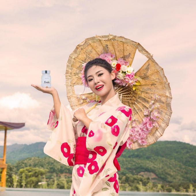 Phụ nữ Nhật rất chuộng Fresa vì khả năng dưỡng trắng da nội sinh, mờ nám, tàn nhang và chống nắng hiệu quả chỉ sau 1 liệu trình.