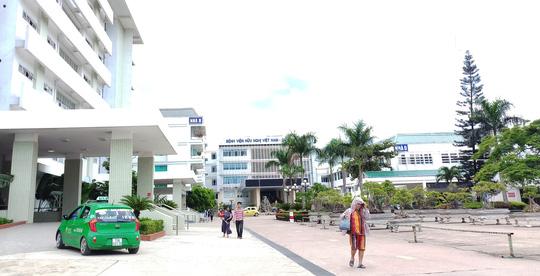 Bệnh viện hữu nghị Việt Nam - Cuba nơi bệnh nhân mắc chứng động kinh, trốn viện ra ngoài.