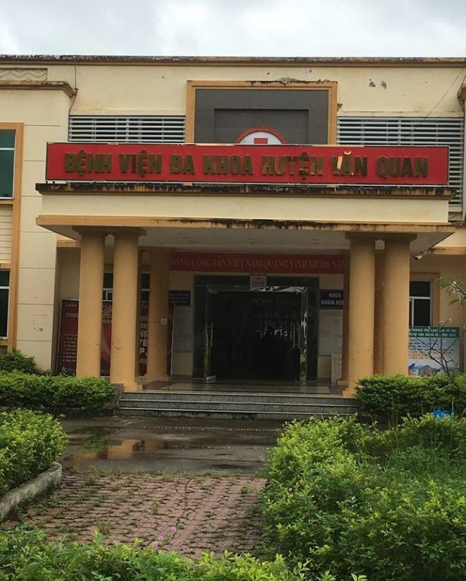 Trung tâm Y tế huyện Văn Quan