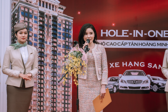 Hình ảnh: Tân Hoàng Minh Golf Championship 2021 chính thức khởi tranh số 3