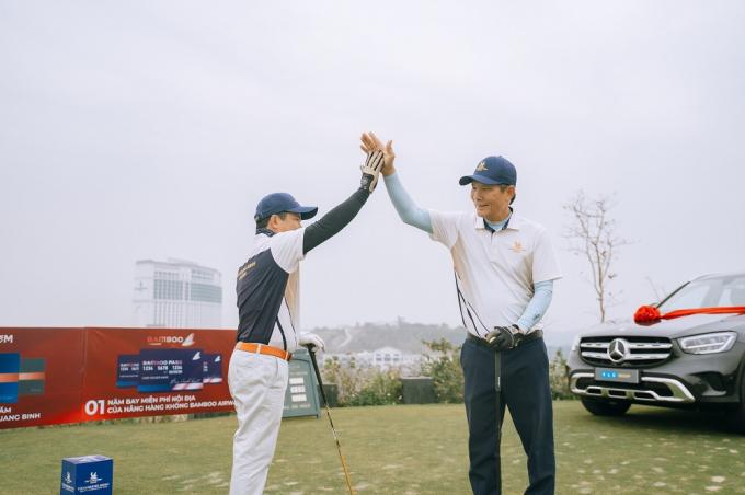 Hình ảnh: Tân Hoàng Minh Golf Championship 2021 chính thức khởi tranh số 2