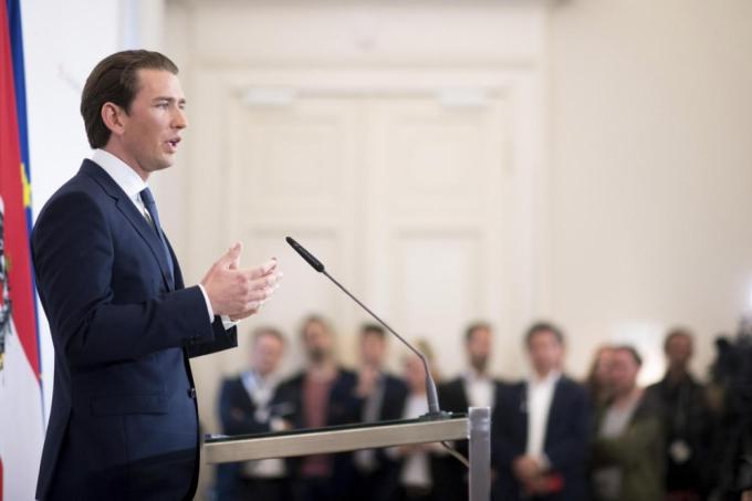 Áo sẽ tiến hành bầu cử trước thời hạn. (Nguồn: AP)