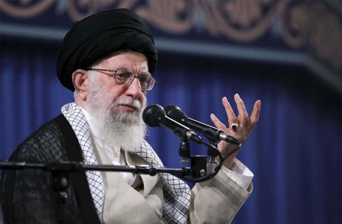 Iran công khai chỉ trích kế hoạch hòa bình Trung Đông của Mỹ. (Nguồn: Middle East Online)