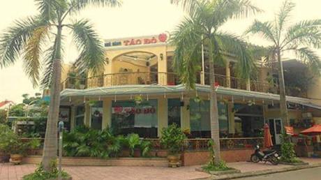 Nhà hàng nơi xảy ra vụ việc.