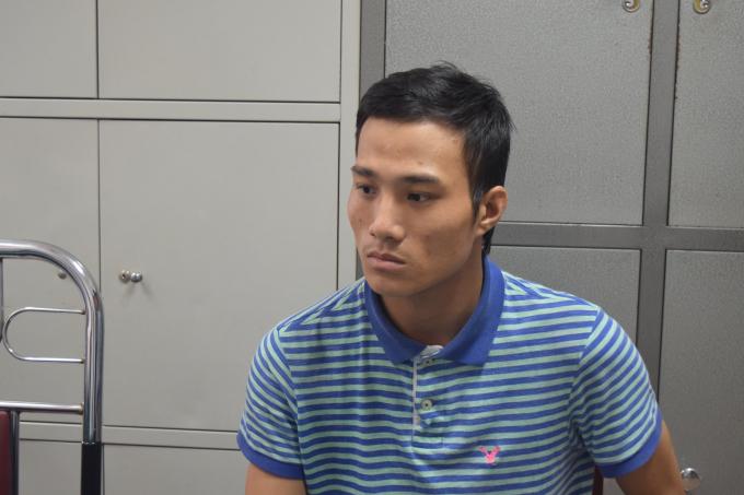 Lực lượng Công an đã phát hiện, bắt quả tang Tống Nguyễn Quốc Cường đang tàng trữ trái phép 300 viên ma túy tổng hợp.