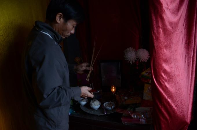 Người nhà nạn nhân cho rằng con trai mình tử vong là do Bệnh viện Đa Khoa Bắc Quảng Bình tắc trách.