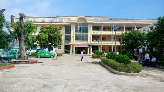Bệnh viện Đa khoa Bắc Quảng Bình bị người nhà bệnh nhi tố tắc trách.