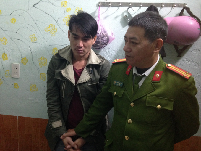 Đối tượng Lưu Nguyễn Huy.